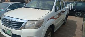 Toyota Hilux 2010 White | Cars for sale in Lagos State, Abule Egba