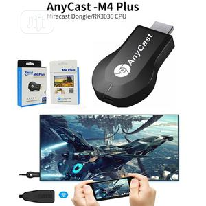 Anycast Miracast HDMI M4 PLUS 4K HD 2.4g/5g Wifi Dual Freque | Computer Accessories  for sale in Lagos State, Ikeja