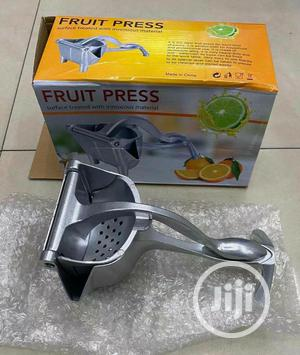 Heavy Duty Manual Juicer Orange Citrus Hand Press | Kitchen & Dining for sale in Lagos State, Alimosho