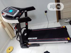 German Machine Treadmill With Massager And Twister | Sports Equipment for sale in Lagos State, Ejigbo