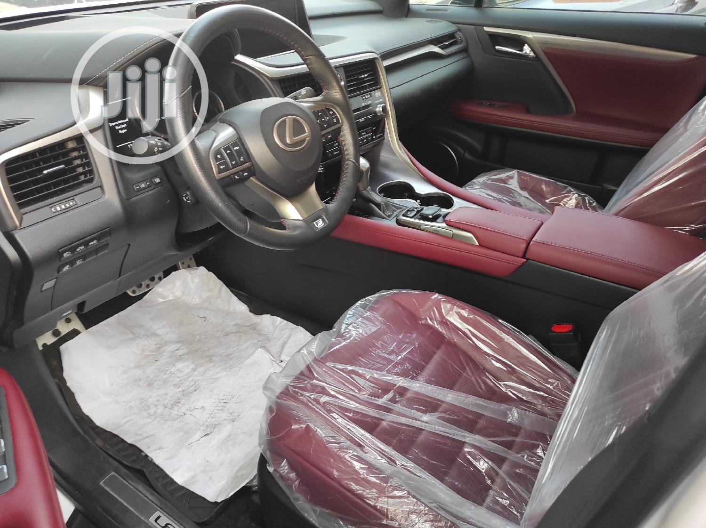 Lexus RX 2019 350 AWD White | Cars for sale in Ikeja, Lagos State, Nigeria