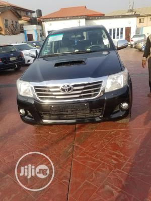 Toyota Hilux 2015 Black | Cars for sale in Lagos State, Magodo