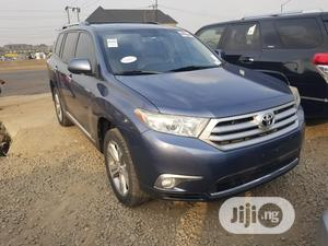 Toyota Highlander 2011 Limited Blue | Cars for sale in Lagos State, Abule Egba