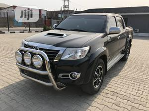 Toyota Hilux 2015 WORKMATE 4x4 Black   Cars for sale in Lagos State, Lekki