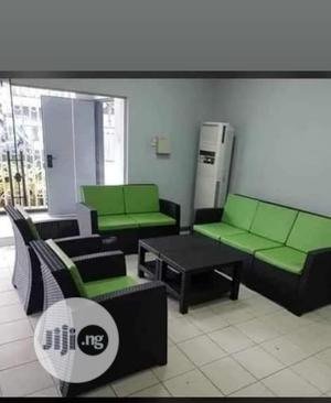 7seater Outdoor Sofa Chair With Center Table | Furniture for sale in Lagos State, Lekki