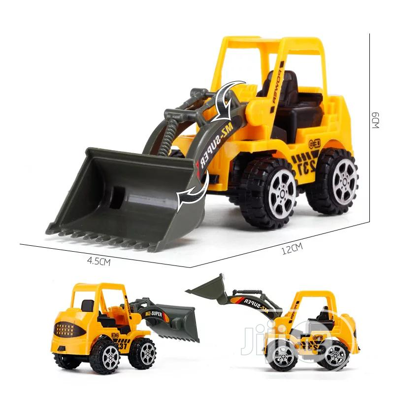 Toy Tractor Car