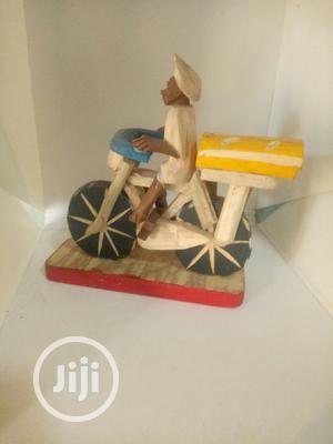 Handmade Artwork Of A Bikeman   Arts & Crafts for sale in Lagos State, Ojodu