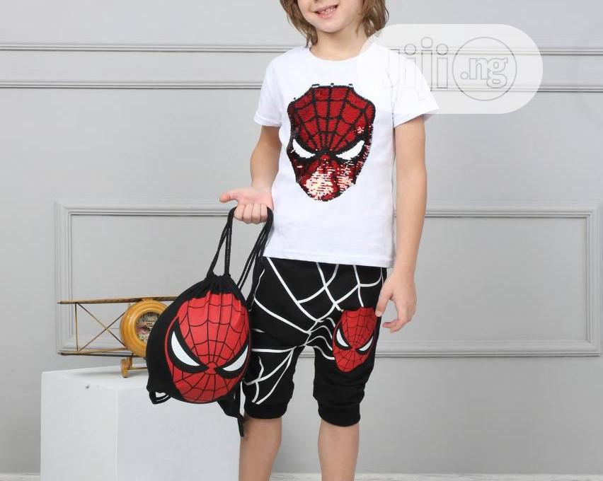 Spider Man  Track | Children's Clothing for sale in Ikeja, Lagos State, Nigeria