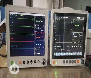 6 Parameter Patient Monitor Available For Sale | Medical Supplies & Equipment for sale in Lagos State, Lagos Island (Eko)