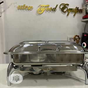Rectangular Hydraulic Buffet Stove With Glass Cover   Kitchen Appliances for sale in Lagos State, Ojo