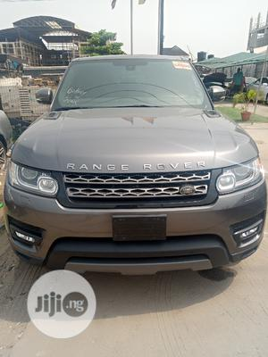Land Rover Range Rover Sport 2014 HSE 4x4 (3.0L 6cyl 8A) Gray   Cars for sale in Lagos State, Ajah