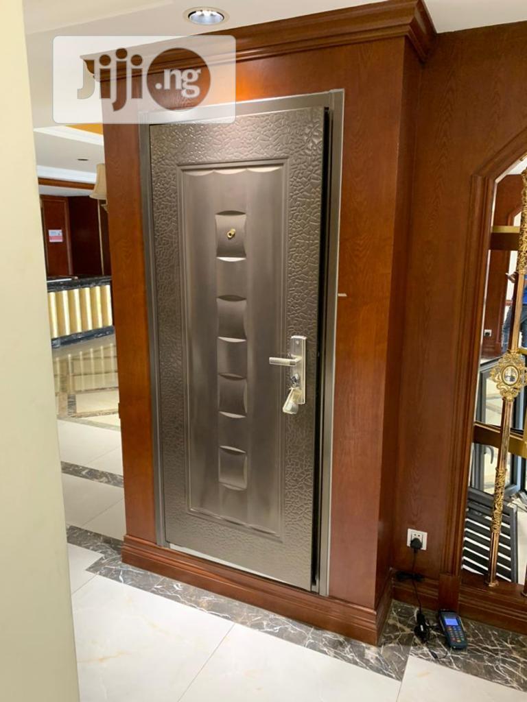 Security Door   Furniture for sale in Obafemi-Owode, Ogun State, Nigeria