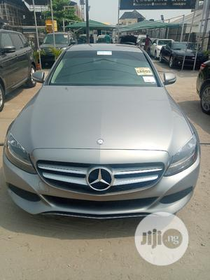 Mercedes-Benz C300 2015 Gray | Cars for sale in Lagos State, Ajah
