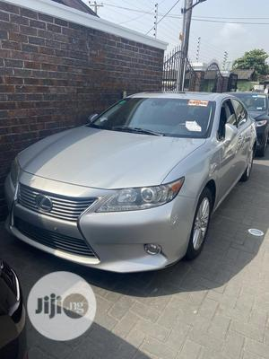 Lexus ES 2014 350 FWD Silver   Cars for sale in Lagos State, Surulere