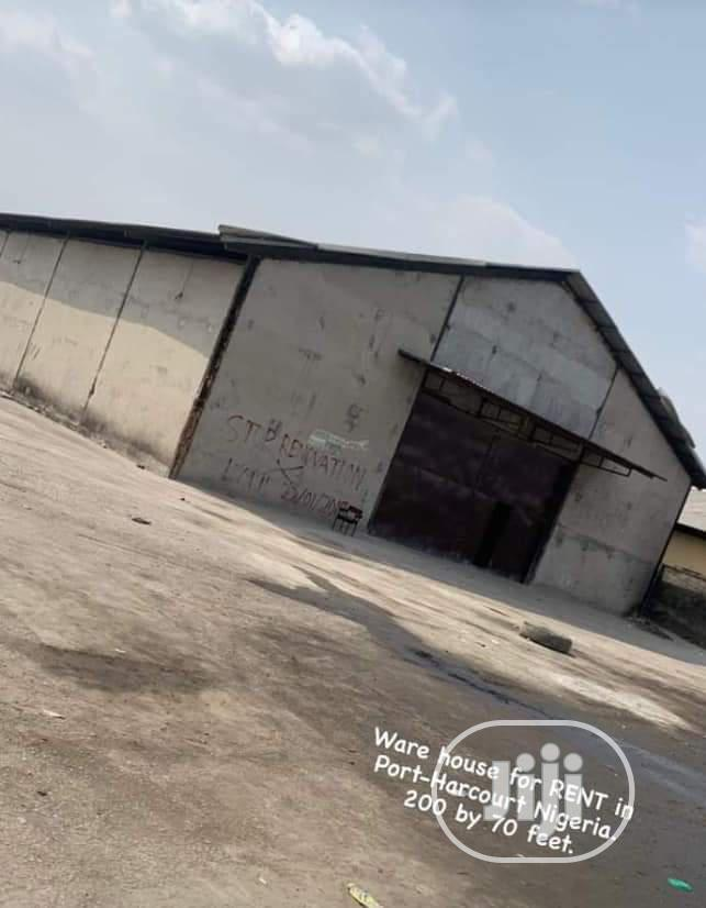 Warehouse For Lease | Commercial Property For Rent for sale in Port-Harcourt, Rivers State, Nigeria