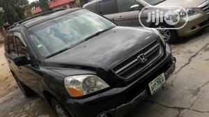 Honda Pilot 2004 Black | Cars for sale in Ogun State, Obafemi-Owode