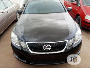 Lexus GS 2007 350 Black | Cars for sale in Lagos State, Isolo