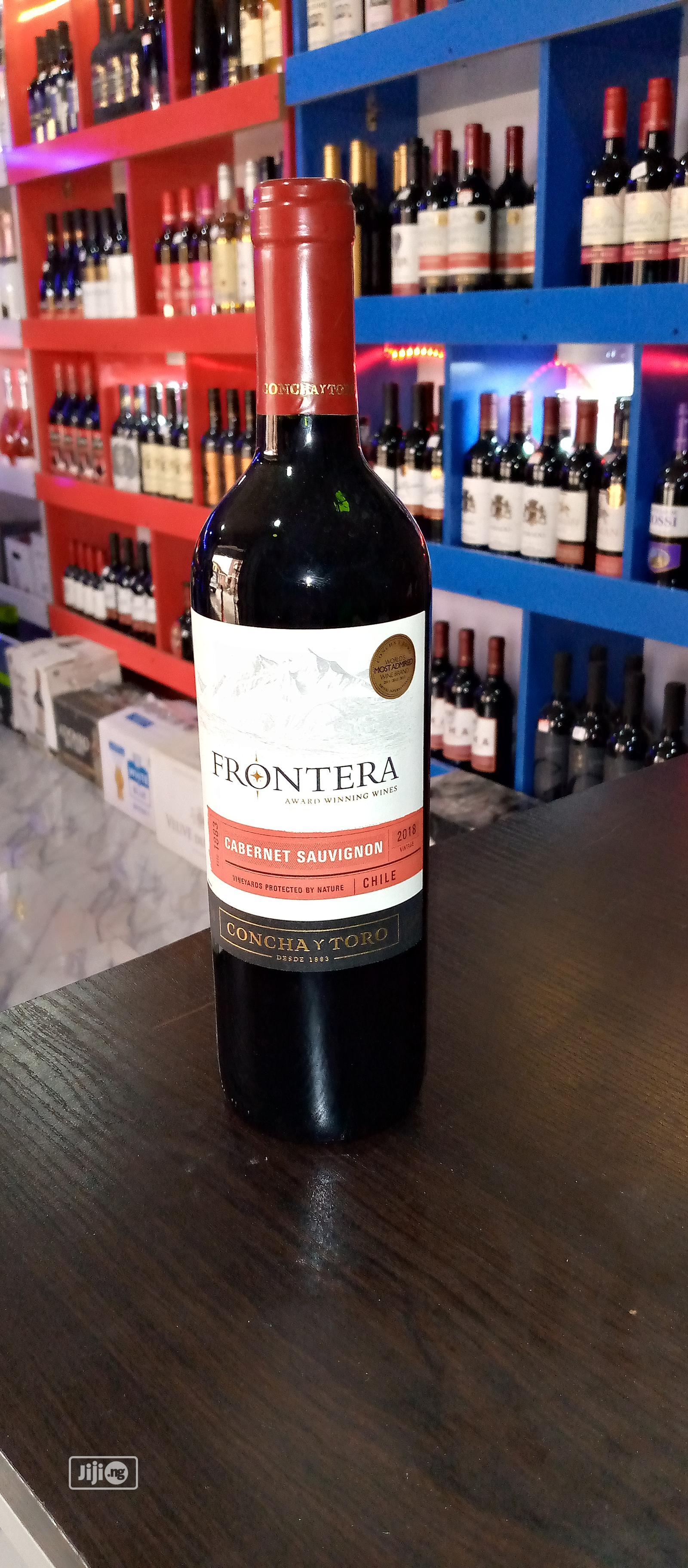 Frontera Red Wine