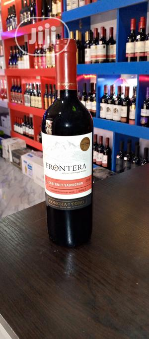 Frontera Red Wine   Meals & Drinks for sale in Lagos State, Surulere