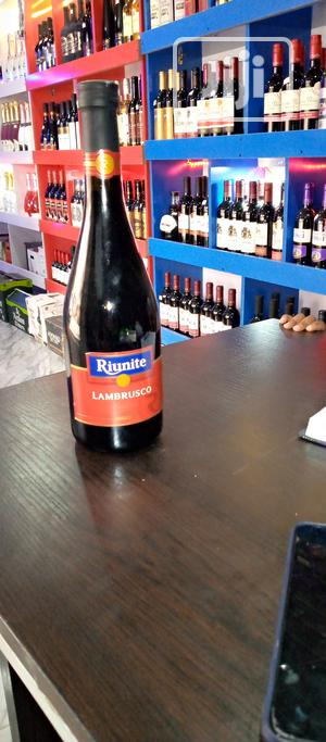 Lambrusco Red Wine   Meals & Drinks for sale in Lagos State, Surulere