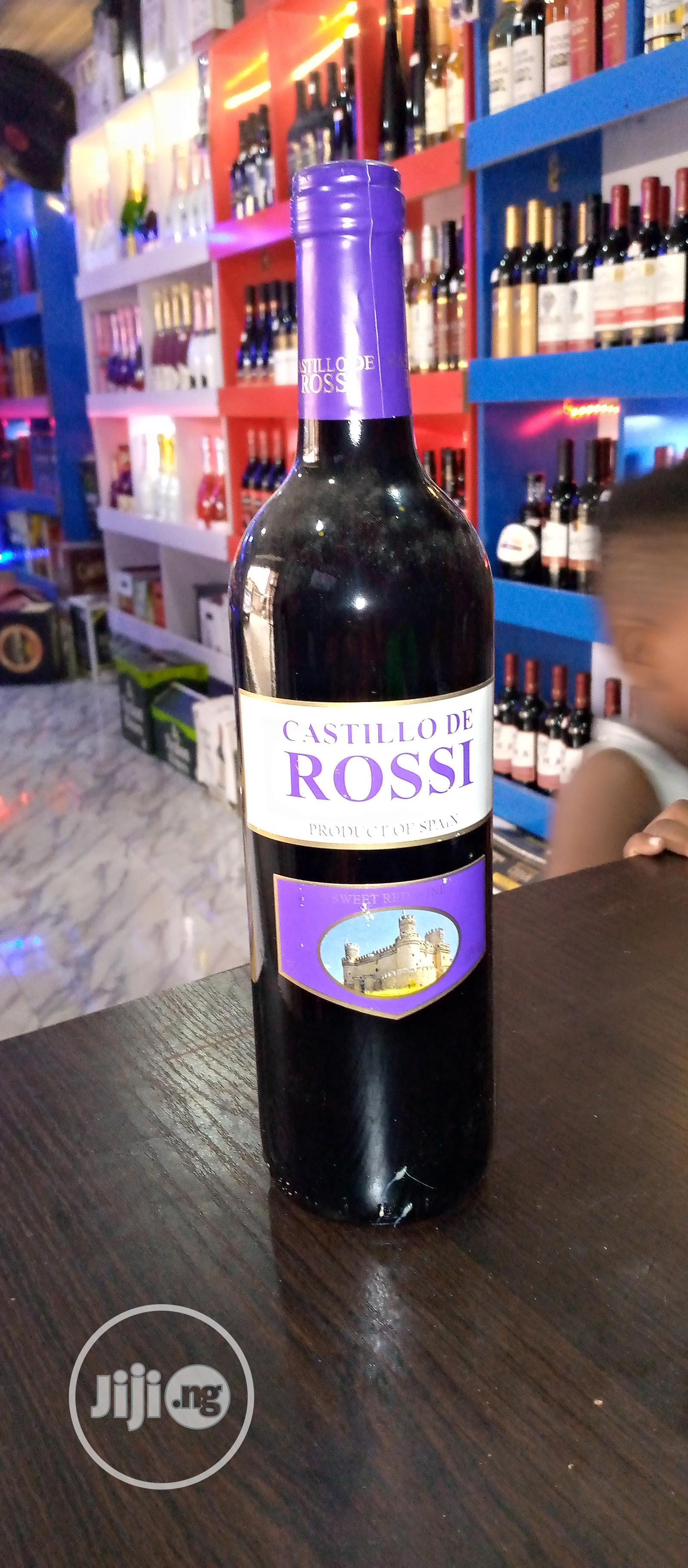 Castillo De Rossi Red Wine
