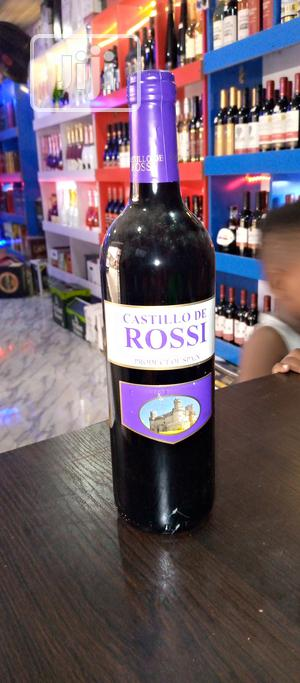 Castillo De Rossi Red Wine | Meals & Drinks for sale in Lagos State, Surulere