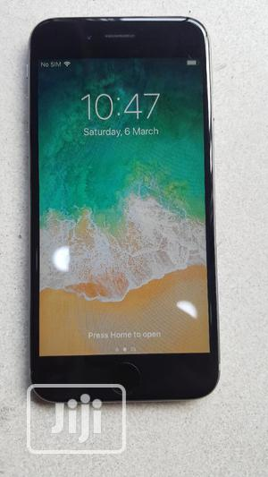 Apple iPhone 6 16 GB Gray   Mobile Phones for sale in Lagos State, Gbagada