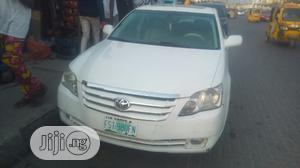 Toyota Avalon 2006 Limited White | Cars for sale in Lagos State, Isolo