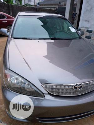 Toyota Camry 2003 Gray   Cars for sale in Rivers State, Port-Harcourt