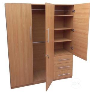 Classic 3 Doors Standard Wardrobe | Furniture for sale in Lagos State, Ikoyi