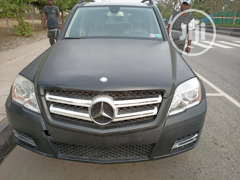 Mercedes-Benz GLK-Class 2011 350 4MATIC Black