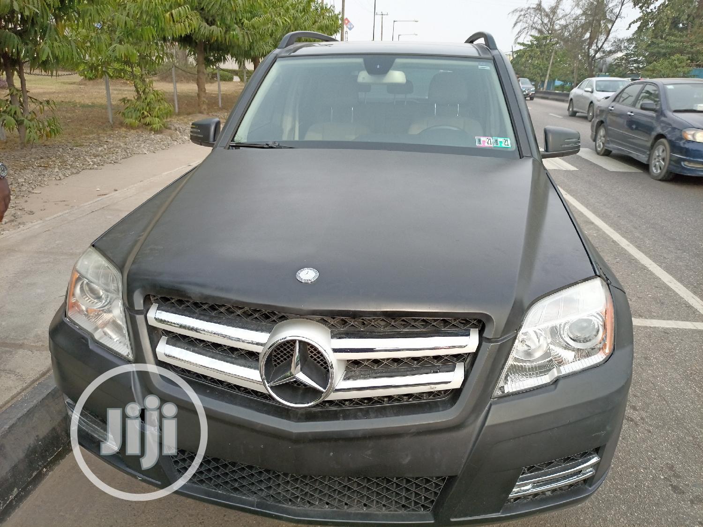 Mercedes-Benz GLK-Class 2011 350 4MATIC Black | Cars for sale in Ikeja, Lagos State, Nigeria