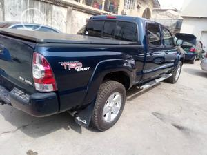 Toyota Tacoma 2007 Blue | Cars for sale in Lagos State, Isolo