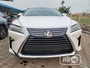 Lexus RX 2017 350 AWD White   Cars for sale in Lagos State, Apapa