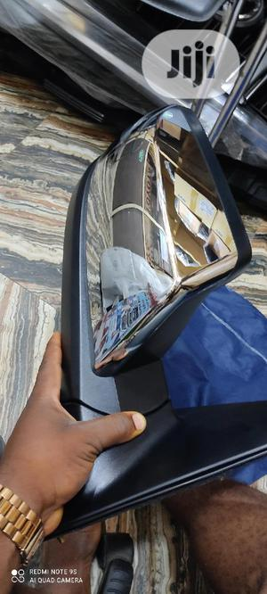 Complete Side Mirrors Toyota Tundra / Toyota Sequoia 2010 To | Vehicle Parts & Accessories for sale in Lagos State, Mushin