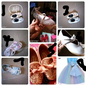 Toddlers Shoes and Ball Dress   Children's Shoes for sale in Edo State, Benin City