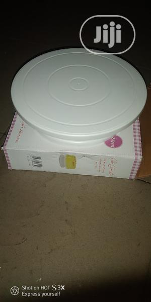 Plastic Cake Turntable   Restaurant & Catering Equipment for sale in Lagos State, Isolo