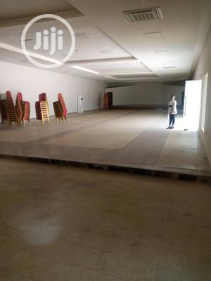 Hall for Rent, 400 Sitting Capacity, Wifi, 24hrs Electricity | Commercial Property For Rent for sale in Abuja (FCT) State, Garki 2
