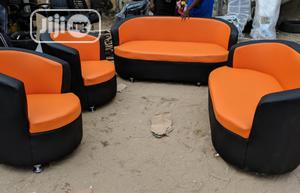Original Solid Sofa 6 Seaters,2,2,1,1 | Furniture for sale in Ogun State, Abeokuta South
