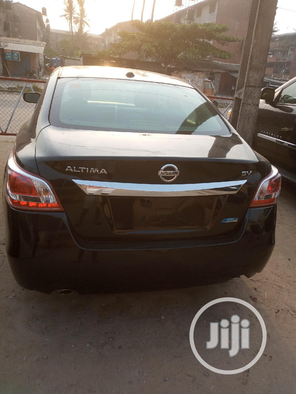 Archive: Nissan Altima 2013 Black