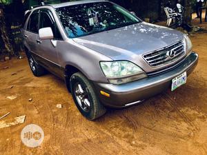 Lexus RX 2002 Silver   Cars for sale in Edo State, Benin City