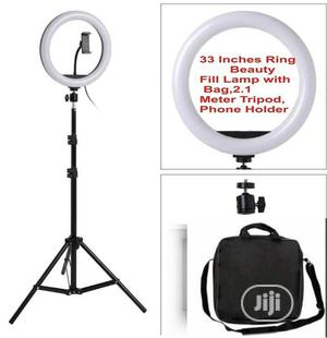 33CM Ring Light With Bag Tripod Professional Makeup Box | Accessories & Supplies for Electronics for sale in Lagos State, Lagos Island (Eko)