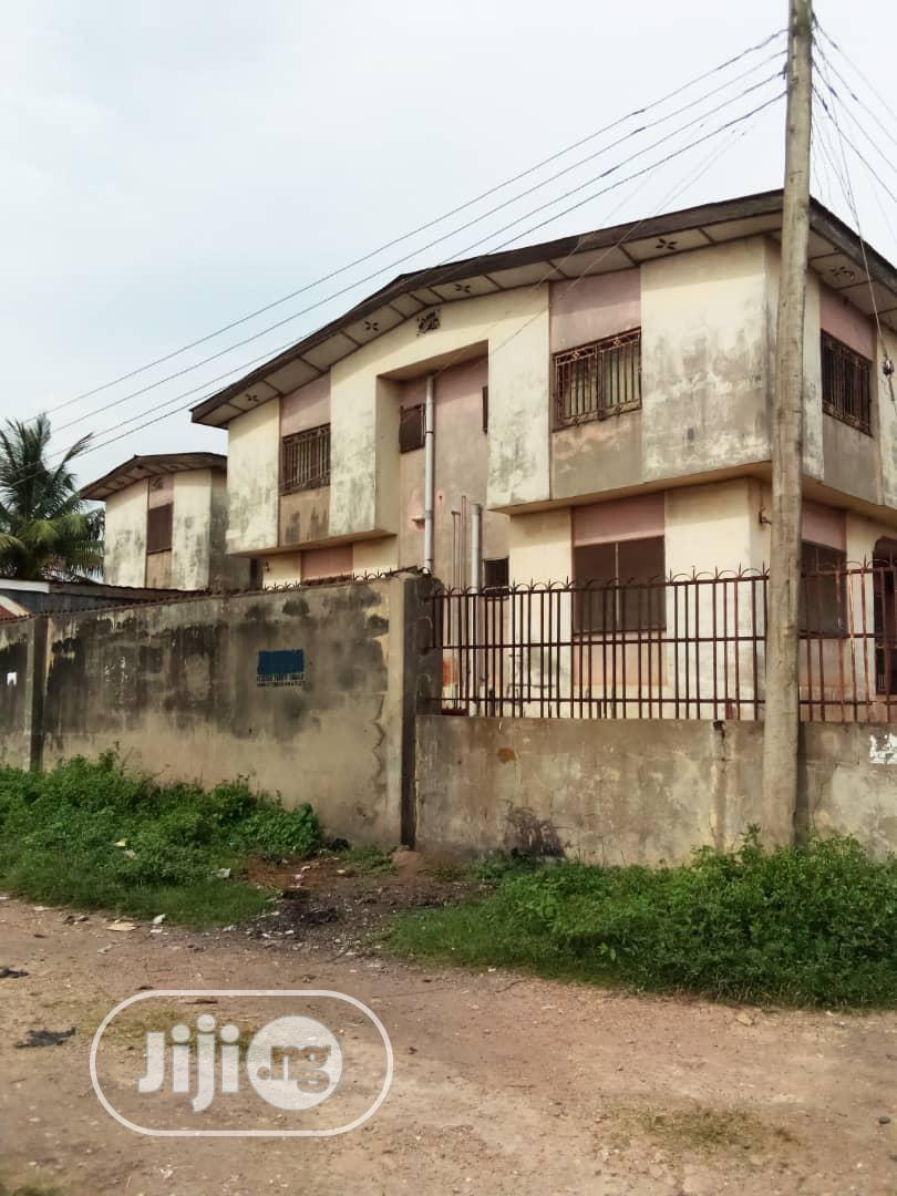 4flat Of 3bedrom Flat With BQ 4 Flat@ Olaogun, Old Ife Road