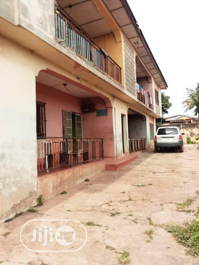 4flat Of 3bedrom Flat With BQ 4 Flat@ Olaogun, Old Ife Road | Houses & Apartments For Sale for sale in Alakia, Ibadan, Nigeria