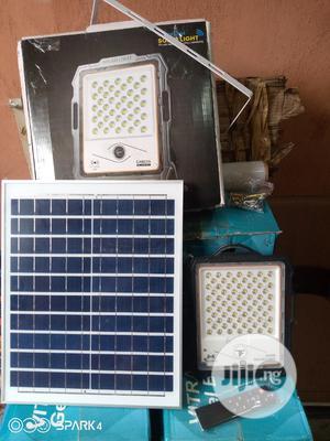 200watt Solar Flood Light With Camera | Solar Energy for sale in Lagos State, Ajah