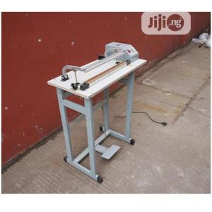 Pedal Impulse Sealing Machine   Manufacturing Equipment for sale in Lagos State, Lagos Island (Eko)