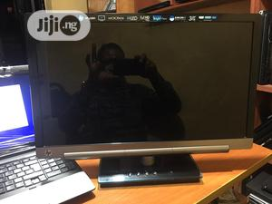 """Hp 23"""" Flat Screen LED Monitor   Computer Monitors for sale in Lagos State, Ikeja"""