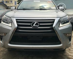 Lexus GX 2015 460 Luxury Silver | Cars for sale in Lagos State, Ogba
