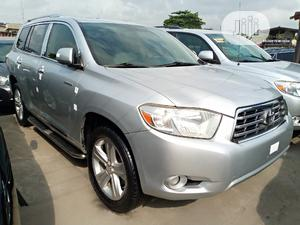 Toyota Highlander 2008 Limited Silver | Cars for sale in Lagos State, Apapa