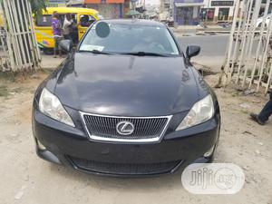 Lexus IS 2006 250 AWD Black | Cars for sale in Lagos State, Ikeja